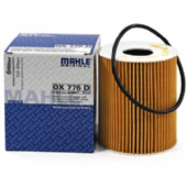 LR013148 OX776D Mahle Element Oil Filter